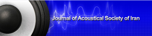 Journal of Acoustical Engineering Society of Iran